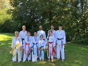 Twin Taekwondo Sommer Kindercamp 2020