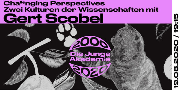 Cha(lle)nging Perspectives mit Gert Scobel