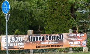 Jimmy Cornett in Meinersen
