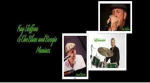 Blues Joint Open Air Konzert: Kay Steffens & The Blues and Boogie Maniacs