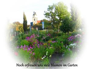 Blumenpacht im September