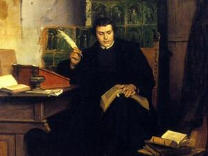 Luther Reformationstag 31.10.2020