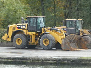 Radlader Caterpillar 972M