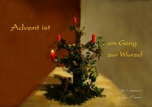 Advent ist . . .