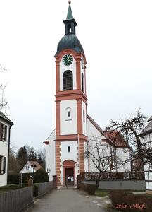 St. Stephan in Autenried