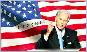 "Joe Biden - America First""- Strategie?"