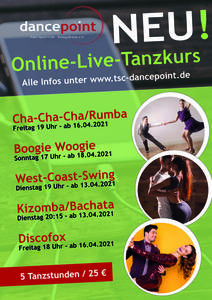 Online-Tanzkurs West Coast Swing