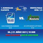 BC Marburg startet in die Playoffs
