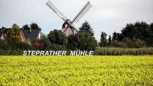 Die Steprather Mühle in Geldern-Walbeck
