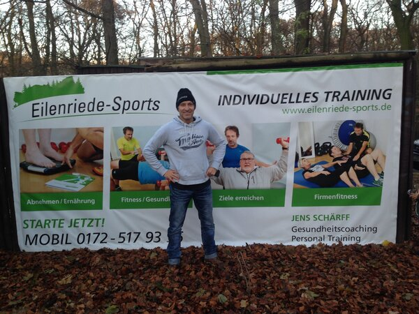 Personal Training in der Eilenriede