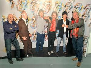 Magic of Moments of the Rolling Stones - ab 14. Mai 2021 geöffnet