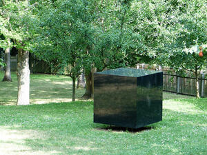 the cube . . .