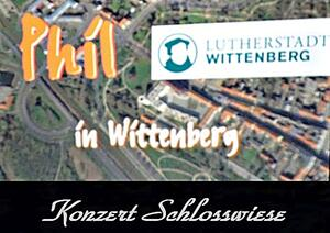 Phil Collins & Genesis Tribute - Band in Wittenberg