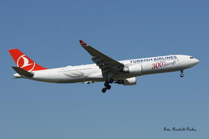 Airbus A 330-300  Turkish Airlines !