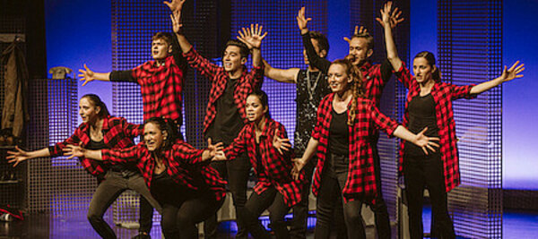Musical 'Life on Stage' on tour - in Augsburg